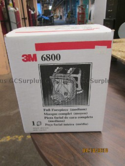 Picture of 3M 6800 Full Facepiece