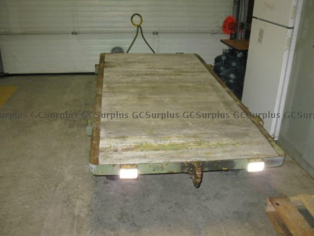 Picture of Warehouse Utility Trailer
