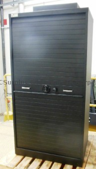 Picture of Secure Media Storage Cabinet