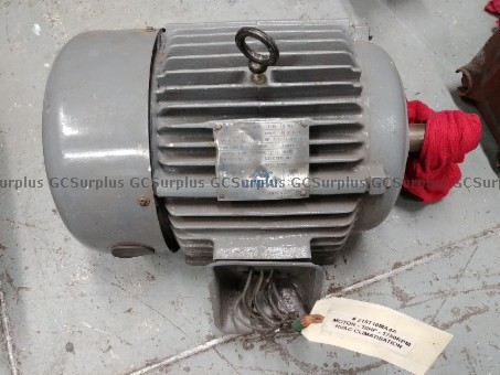 Picture of 3 Phase Electric Motors