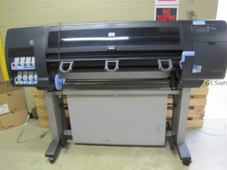 Picture of HP Designjet Z6100ps Plotter