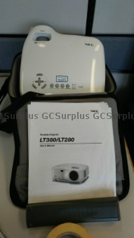Picture of LCD Projector