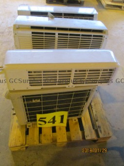Picture of Lot of Heatpumps and Air Condi