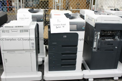 Picture of Assorted Printers