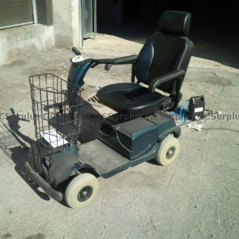 Picture of Fortress 2000 FS Mobility Scoo