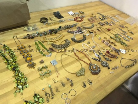 Picture of Assorted Costume Jewelry