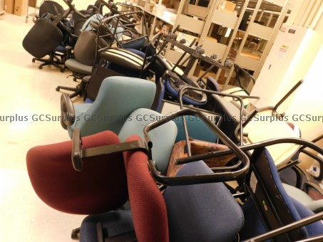 Picture of Assorted Office Chairs