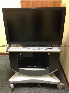 Picture of Polycom Video Conferencing Sys
