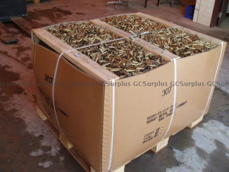 Picture of Scrap Small Arms Brass