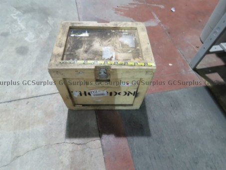 Picture of Wood Shipping Crate