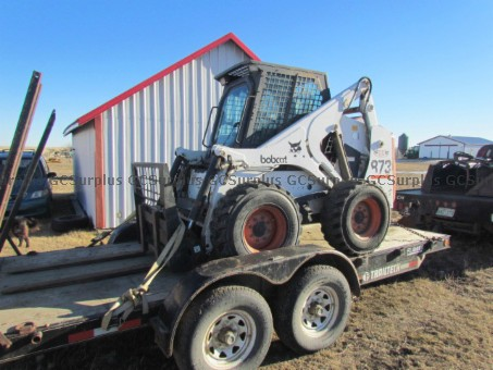 Picture of 2000 Bobcat 873F (5598 HRS)