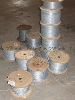 Picture of Galvanized High Tensile Wire