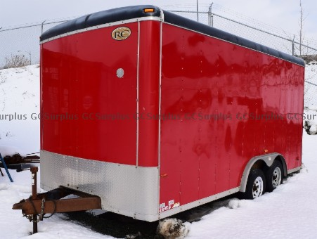 Picture of 2013 Royal Cargo 8X16TA2 Enclo