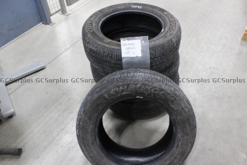 Picture of Used Hankook Optimo H426 Tires