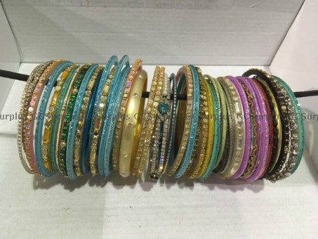 Photo de Bracelets de fantaisie rigides