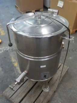 Picture of Cleveland KEL-25 Steam Kettle