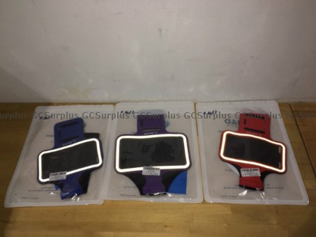 Picture of Lot of J&D Tech Armbands