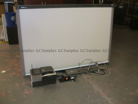 Picture of SMART Electronic Whiteboard an