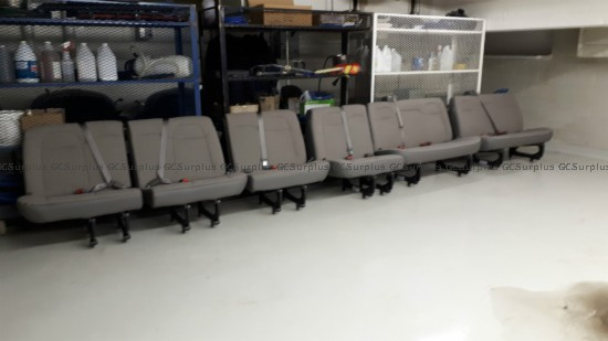 Picture of Lot of Passenger Seating for C