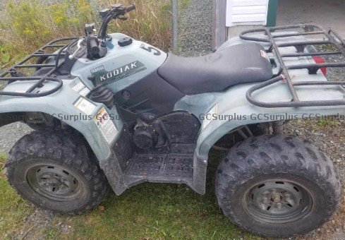 Picture of 2005 Yamaha Kodiak 450 4x4