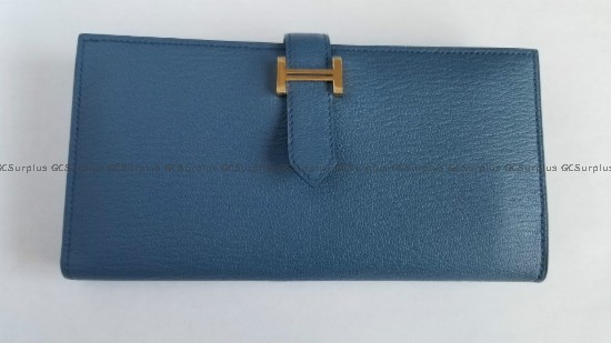 Picture of Hermès Bearn Wallet