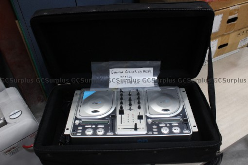 Picture of Stanton CM 203 Dual Tabletop C