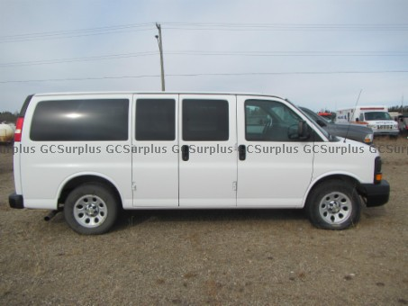 Picture of 2014 Chevrolet Express LS 1500