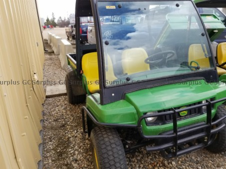 Picture of John Deer TE Gator
