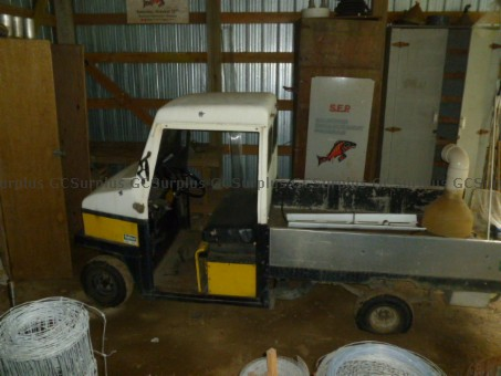 Picture of Cushman Haulster 898459