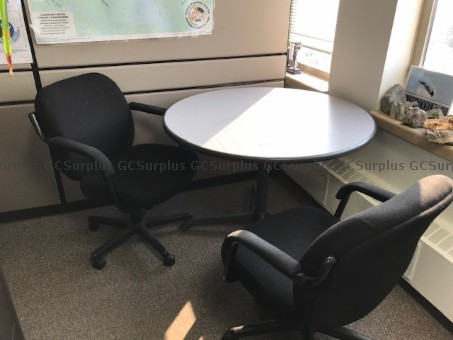Picture of Table and Chair Set