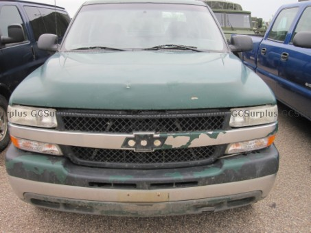 Picture of 2002 Chevrolet Silverado 2500