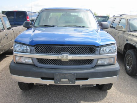 Picture of 2003 Chevrolet Silverado 2500