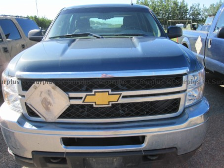 Picture of 2013 Chevrolet Silverado 2500