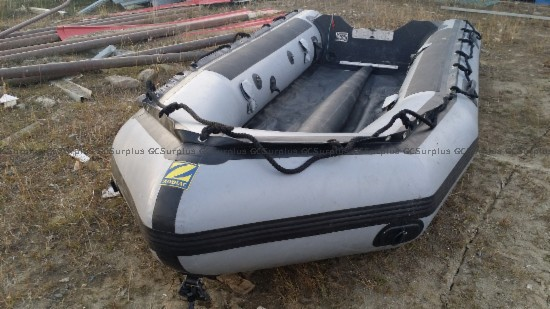 Picture of Zodiac Inflatable Boat