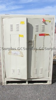 Picture of Metal Cabinets