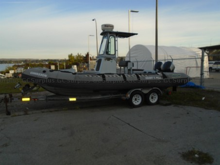 Picture of Zodiac Rigid Hull Inflatable B