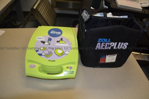 Picture of Zoll AED Plus Trainer 2