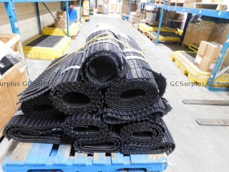 Picture of Lot of 10 Rubber Mats