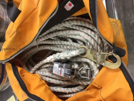 Picture of Bag of Utility Rope & Snap Hoo