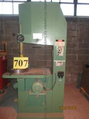 Picture of General International Bandsaw