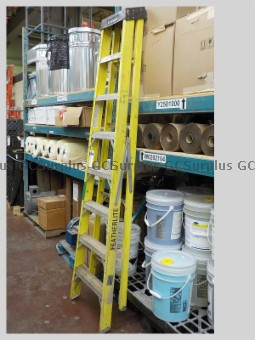 Picture of Fiberglass Ladder