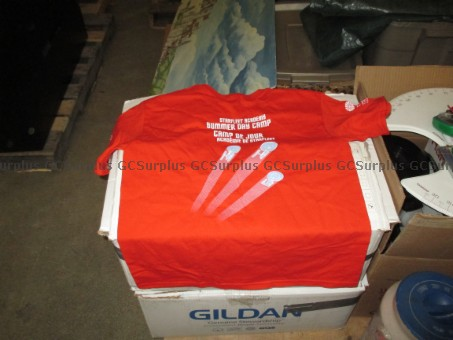 Picture of Gildan Red T-Shirts