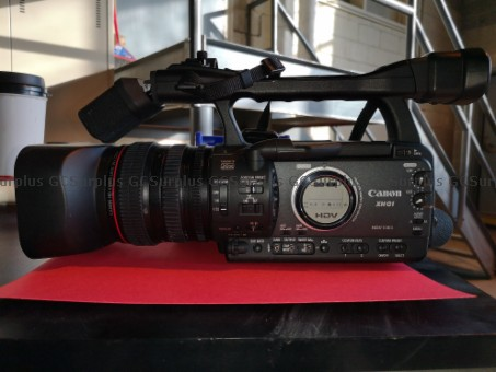 Picture of 2 CANON XHG1 Video Cameras