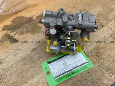 Picture of PT6T3 Manual Fuel Control Unit