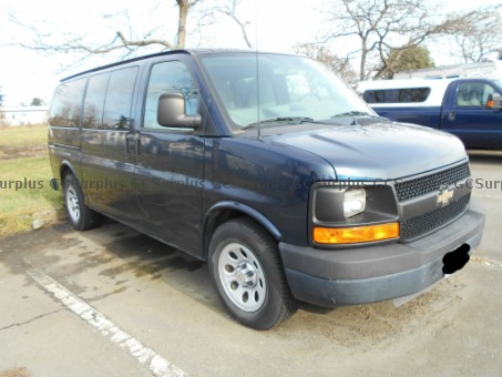 Picture of 2010 Chevrolet Express