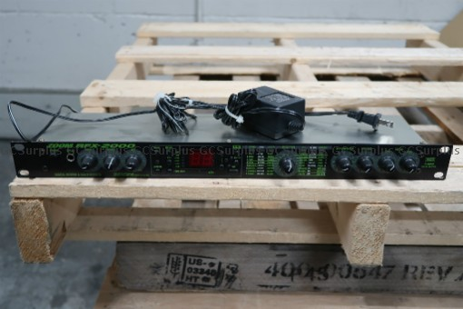 Picture of ZOOM RFX-2000 Multi-Effects Pr