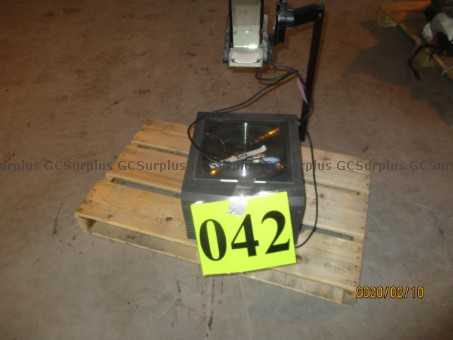 Picture of Used 3M Overhead Projector - S