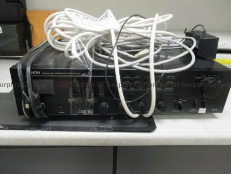 Picture of Denon DRA-25 Radio
