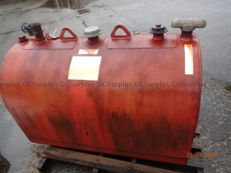 Picture of Tidy Steel B1421 Fuel Tank