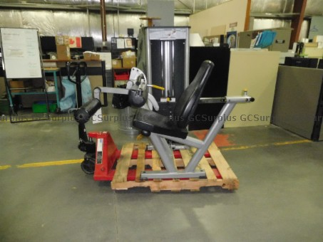 Picture of Paramount XL200 Seated Leg Cur
